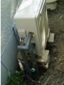 ガス給湯器取替工事 三重県津市 RFS-A1610A
