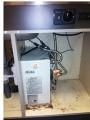 小型電気温水器取替工事 東京都中央区 EHPN-F13N2+EFH-4MK-1H2