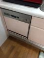 ビルトイン食器洗い乾燥機取替工事 大阪府八尾市 RKW-403A-SV
