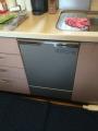 ビルトイン食器洗い乾燥機取替 岐阜県美濃加茂市 NP-45MC6T