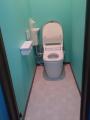 トイレ取替工事 東京都国立市 XCH1401WS
