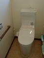 トイレ取替工事 宮崎県宮崎市 XCH3013WST