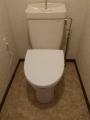 トイレ取替工事 神奈川県横浜市都筑区 kouji05