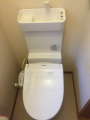 トイレ取替工事 千葉県松戸市 XCH301WST