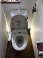 トイレ取替工事 東京都八王子市 BC-ZA10S-DT-ZA180E-BW1