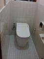 トイレ 蛇口取替工事 大阪府東大阪市 XCH1401WS