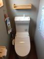 トイレ取替工事 千葉県いすみ市 XCH3013RWST