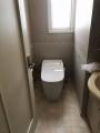 トイレ・床CF取替工事 東京都大田区 XCH1401WS