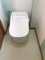 トイレ取替工事 大阪府大阪市福島区 XCH1401WS