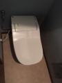 トイレ 便座取替工事 東京都品川区 XCH1401WS