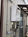 ガス給湯器取替工事 和歌山県和歌山市 kouji06