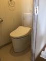 トイレ取替工事 静岡県浜松市北区 BC-ZA10H-DT-ZA180H-BW1