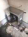 石油給湯器取替工事 福岡県福岡市東区 IBF-3865SG-set