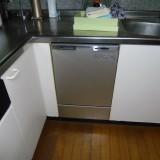 ビルトイン食洗機取替工事 徳島県徳島市 NP-45MC6T