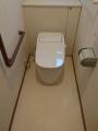 トイレ取替工事 神奈川県横浜市青葉区