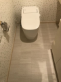 トイレ トイレ取替工事 神奈川県横浜市緑区 XCH1401WS