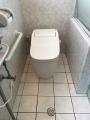 トイレ取替工事 大阪府大阪市東成区