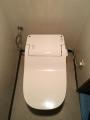 トイレ取替工事 埼玉県上尾市 XCH1401RWS