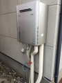 ガス給湯器 ビルトインガスコンロ取替工事 茨城県龍ケ崎市 RHS31W23L7RSTW-13A
