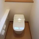 トイレ取替工事 茨城県那珂郡東海村 XCH1401WS