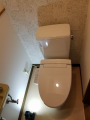トイレ取替工事 東京都港区 BC-ZA10H-DT-ZA150H-BW1