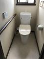 トイレ 2台取替工事 大阪府交野市