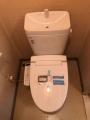 トイレ取替工事 千葉県船橋市 CW-KB21-BW1