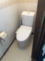 トイレ トイレ取替工事 愛知県岡崎市 BC-ZA10H-DT-ZA180H-BW1