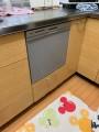 ビルトイン食洗機取替工事 福島県いわき市