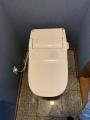 トイレ取替工事 埼玉県鶴ヶ島市 XCH1401WS