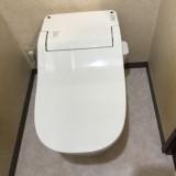 トイレ取替工事 東京都江東区 XCH1401WS
