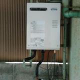 石油給湯器取替工事 静岡県静岡市清水区